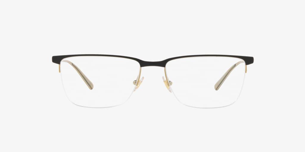 Brooks Brothers BB1061 Light Gold/Black Eyeglasses