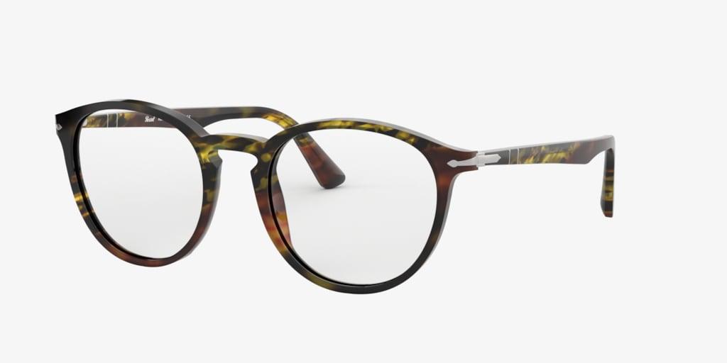 Persol PO3212V Green/Brown Tortoise Eyeglasses