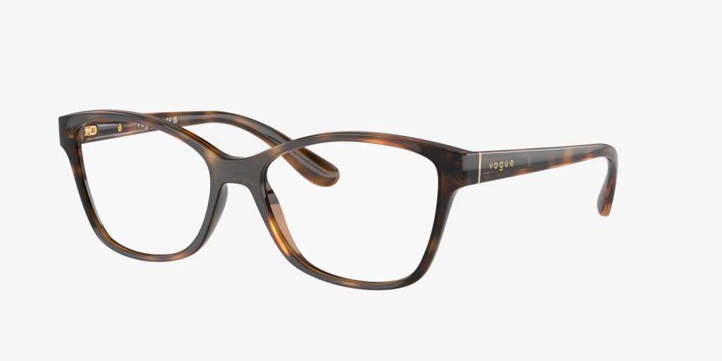Vogue VO2998 Havana/Light Brown Eyeglasses