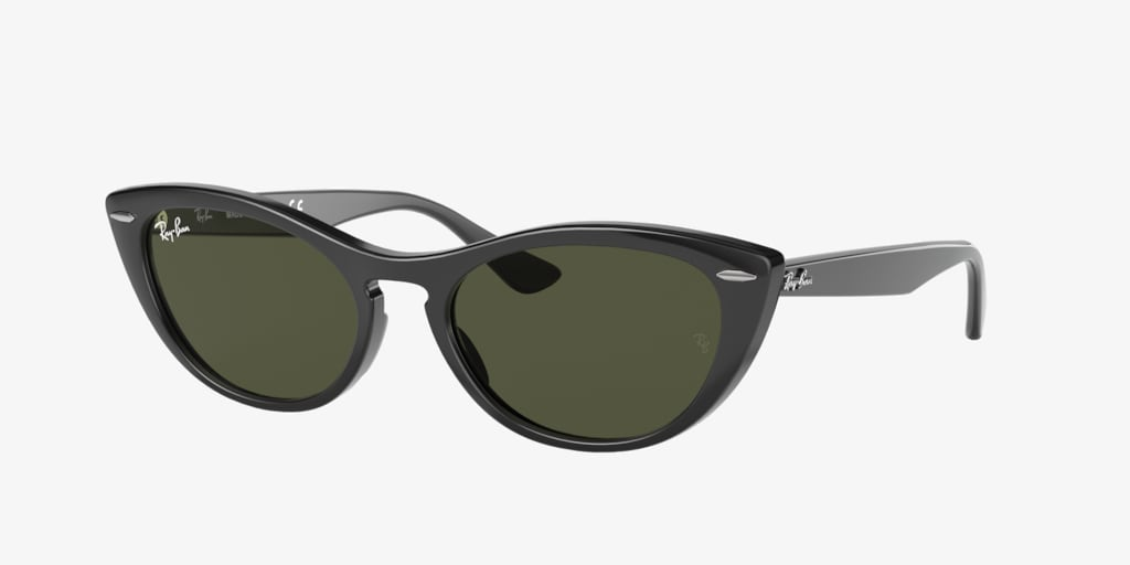 Ray-Ban RB4314N 54 NINA Black Sunglasses