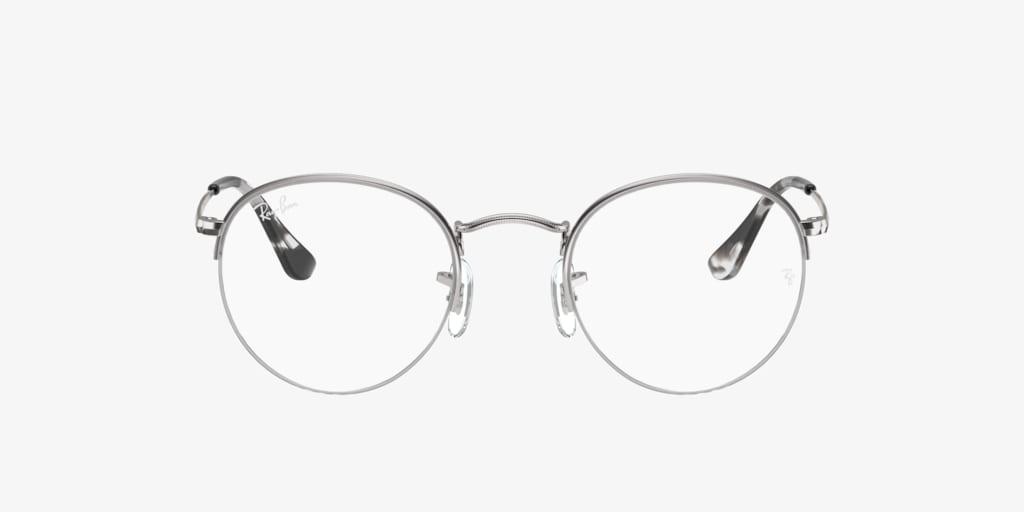 Ray-Ban RX3947V ROUND GAZE Silver Eyeglasses