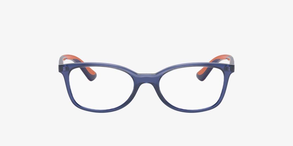 Ray-Ban Jr RY1586 Transparent Blue Eyeglasses