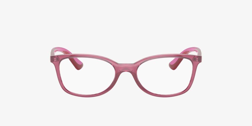 Ray-Ban Jr RY1586 Transparent Red Eyeglasses