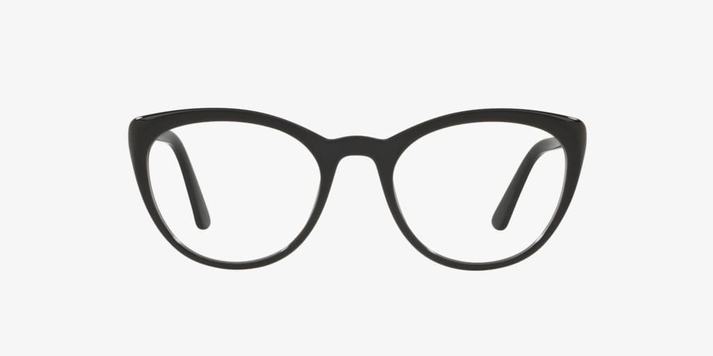Prada PR 07VV Black Eyeglasses