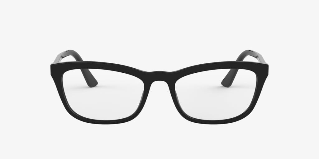 Prada PR 10VV CATWALK Black Eyeglasses
