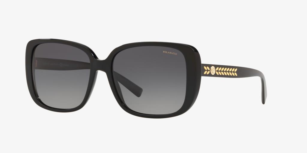 Versace VE4357 56 Black Sunglasses