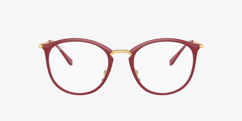 Ray-Ban RX7140 Bordeaux Eyeglasses