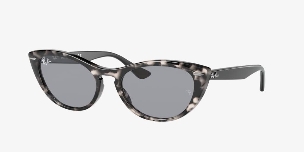 Ray-Ban RB4314N 54 NINA Grey Havana Sunglasses