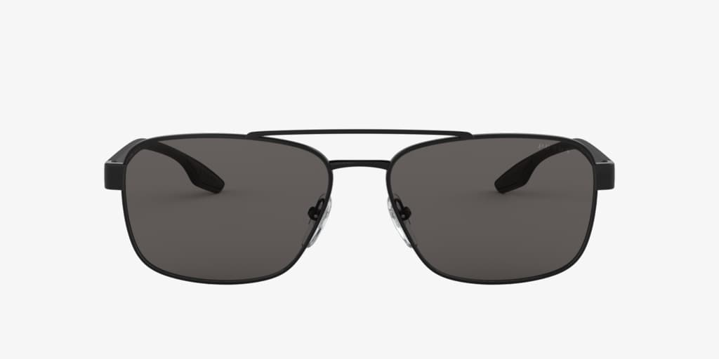 Prada Linea Rossa PS 51US 62 LIFESTYLE Black Sunglasses