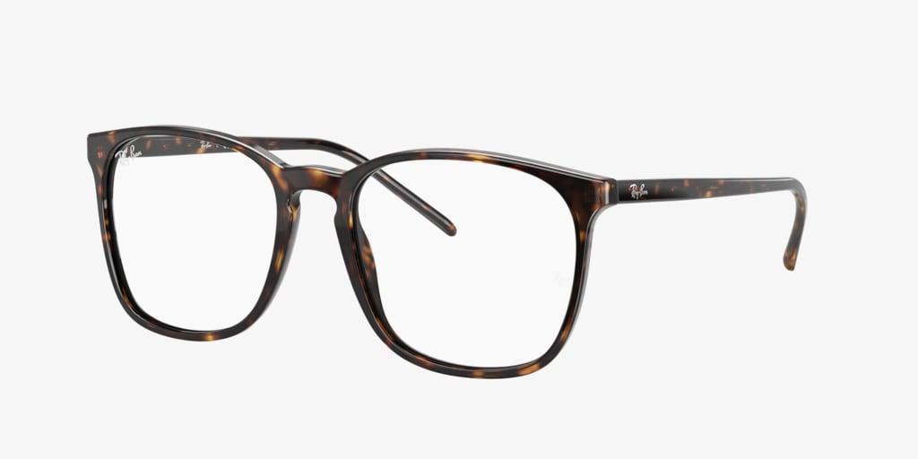 Ray-Ban RX5387 Tortoise Eyeglasses