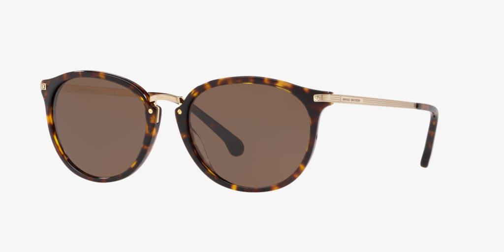 Brooks Brothers BB5039 56 Tortoise Sunglasses