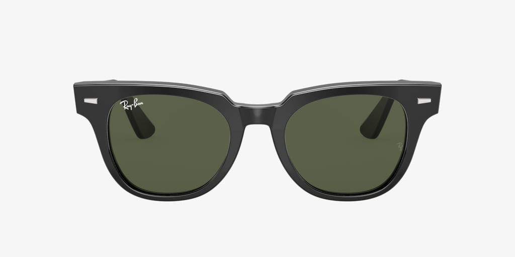 Ray-Ban RB2168 50 METEOR Black Sunglasses