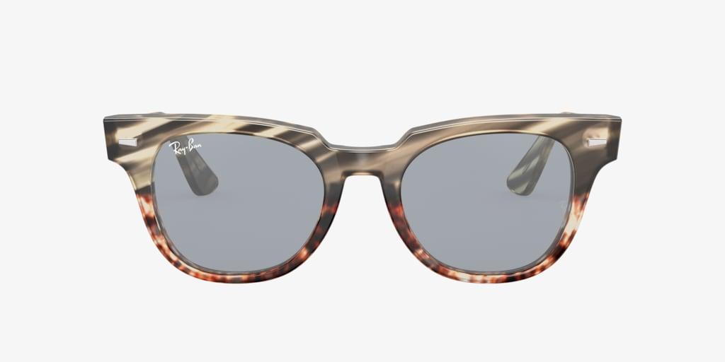 Ray-Ban RB2168 50 METEOR Grey/Brown Sunglasses