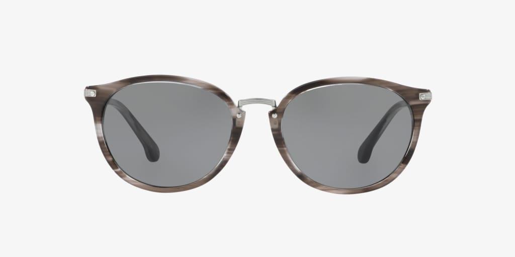 Brooks Brothers BB5039 56 Grey Transparent Sunglasses