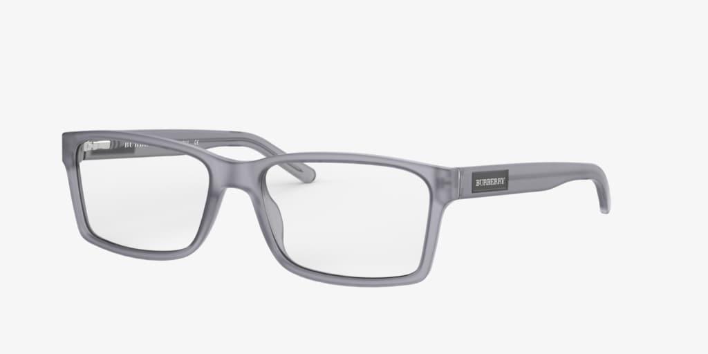 Burberry BE2108 Silver/Gunmetal/Grey Eyeglasses