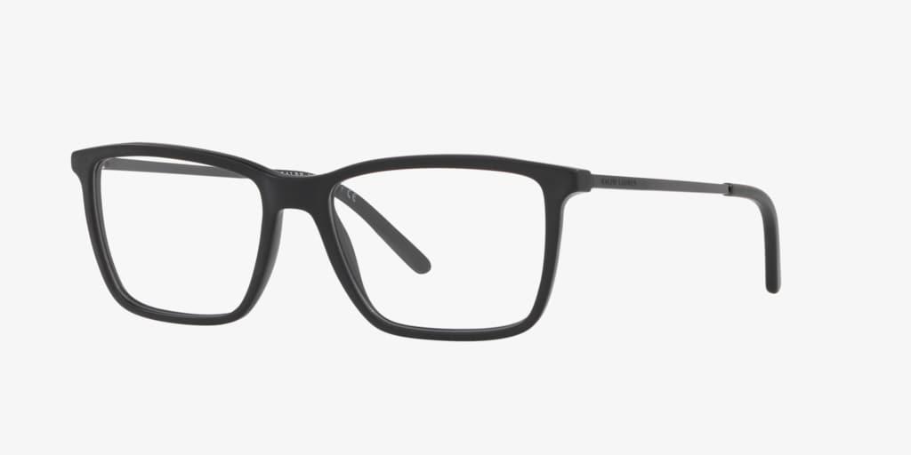 Ralph Lauren RL6183 Matte Black Eyeglasses