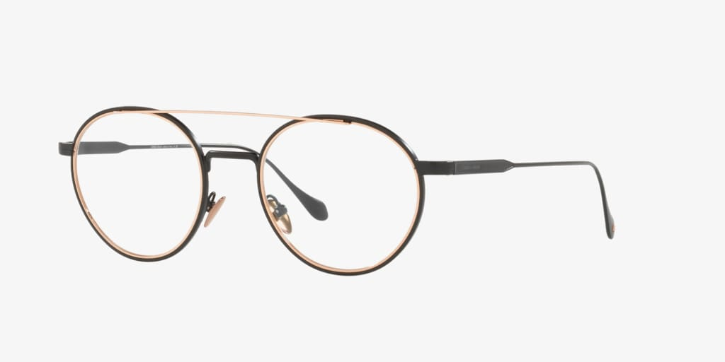 Giorgio Armani AR5089 Matte Black/Bronze Eyeglasses