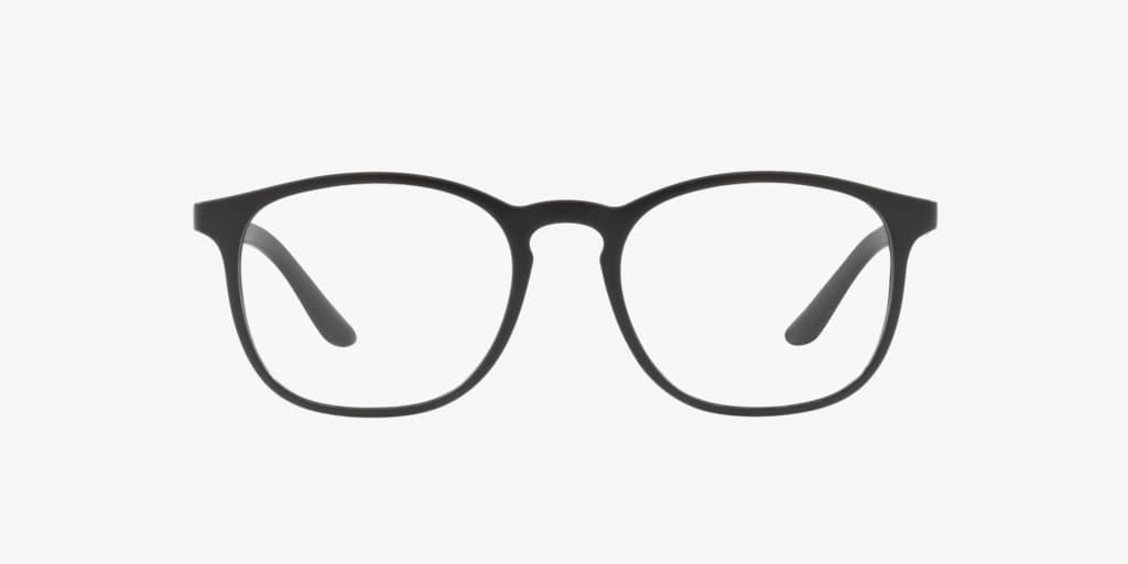Giorgio Armani AR7167 Matte Black Eyeglasses