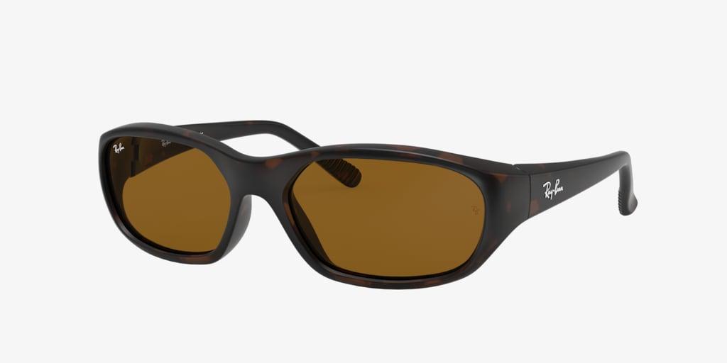 Ray-Ban RB2016 59 DADDY-O Tortoise Sunglasses