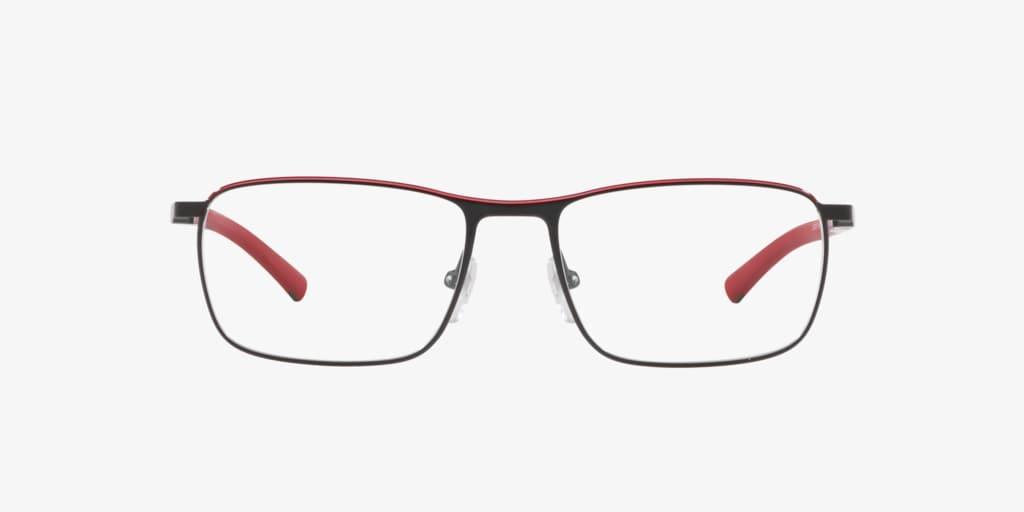 Starck Eyes SH2039 Matte Black/Red Eyeglasses