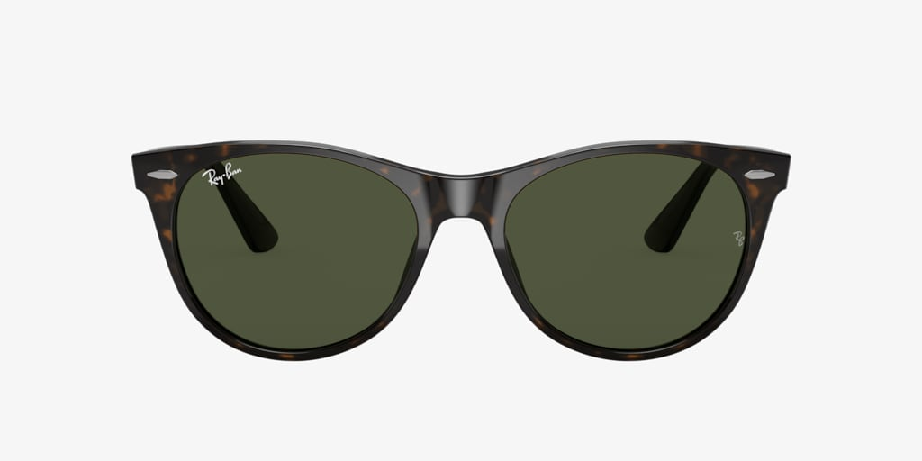 Ray-Ban RB2185 55 WAYFARER II Tortoise Sunglasses