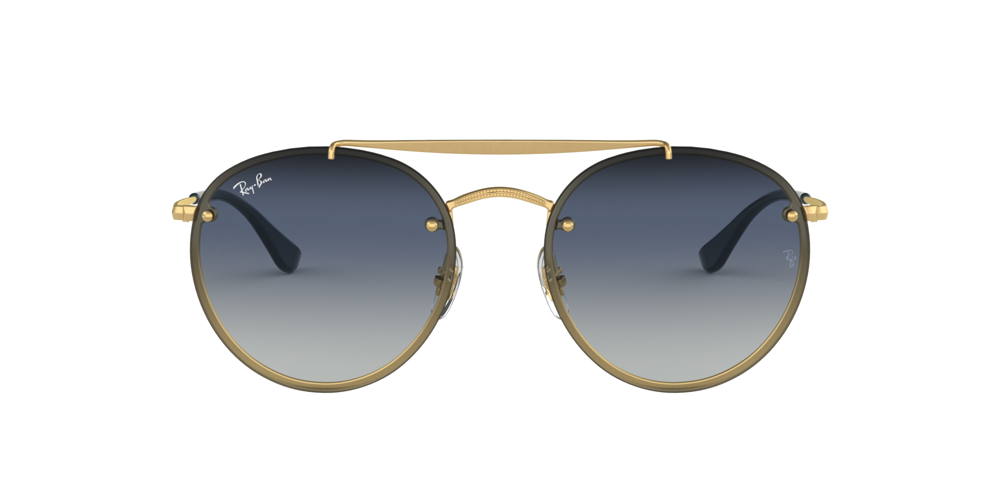 Image for RB3614N 54 BLAZE ROUND DOUBLEBRIDGE from LensCrafters | Glasses, Prescription Glasses Online, Eyewear