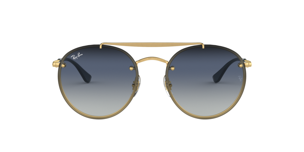 Image for RB3614N 54 BLAZE ROUND DOUBLEBRIDGE from Eyewear: Glasses, Frames, Sunglasses & More at LensCrafters
