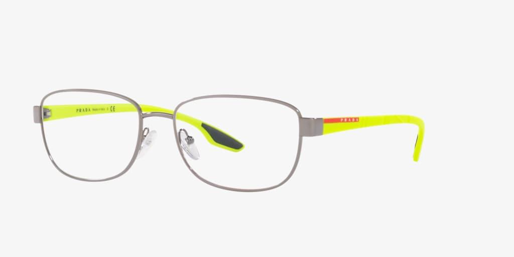 Prada Linea Rossa PS 52LV LIFESTYLE Gunmetal Eyeglasses