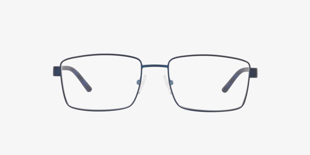 Armani Exchange AX1037 Matte Blue Eyeglasses