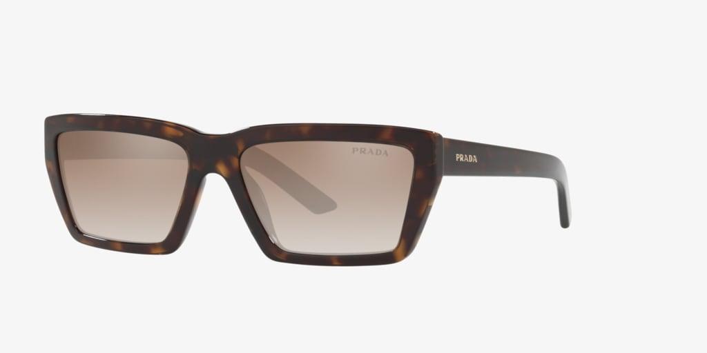 Prada PR 04VS 57 Havana Sunglasses