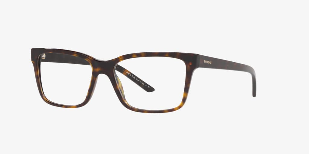 Prada PR 17VV MILLENNIALS Tortoise Eyeglasses