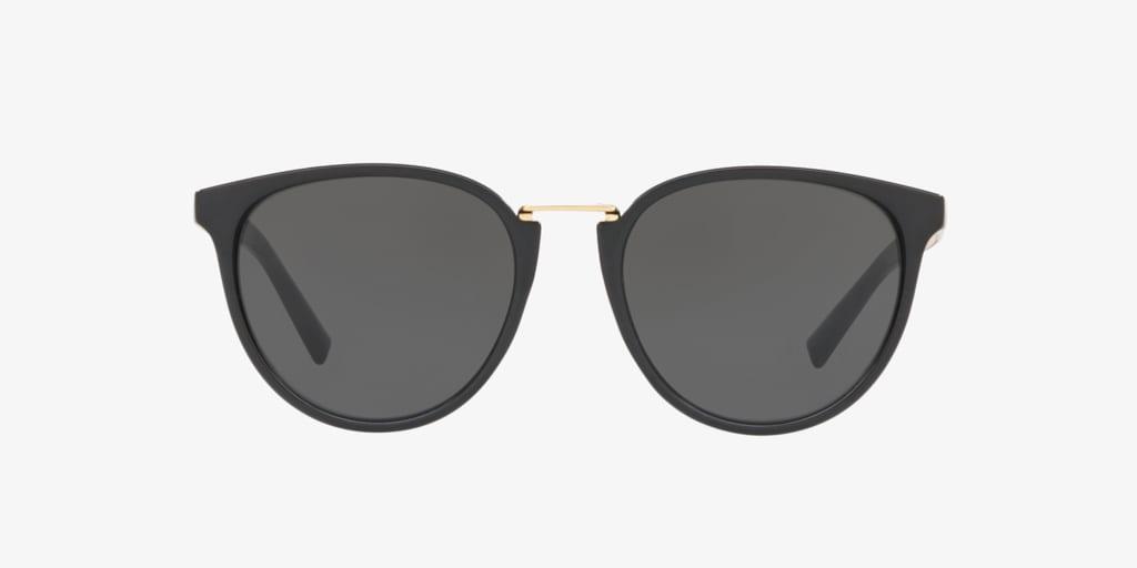 Versace VE4366 54 Black Sunglasses