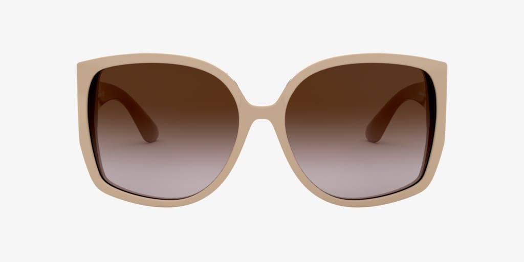 Burberry BE4290 61 Beige Sunglasses