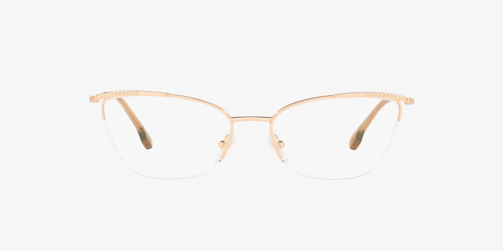 Versace VE1261B Pink Gold Eyeglasses
