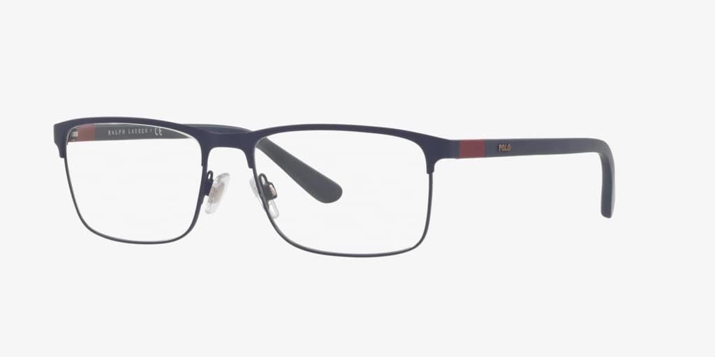 Polo Ralph Lauren PH1190 Matte Navy Blue Eyeglasses