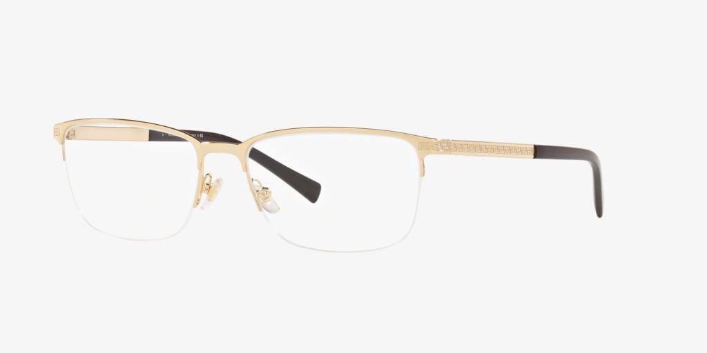 Versace VE1263 Gold Eyeglasses