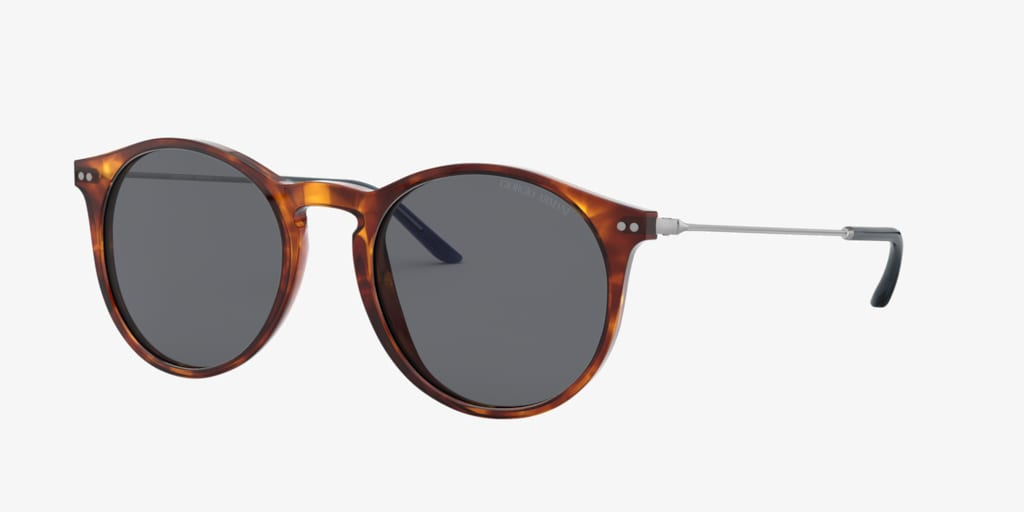 Giorgio Armani AR8121 51 Havana Sunglasses