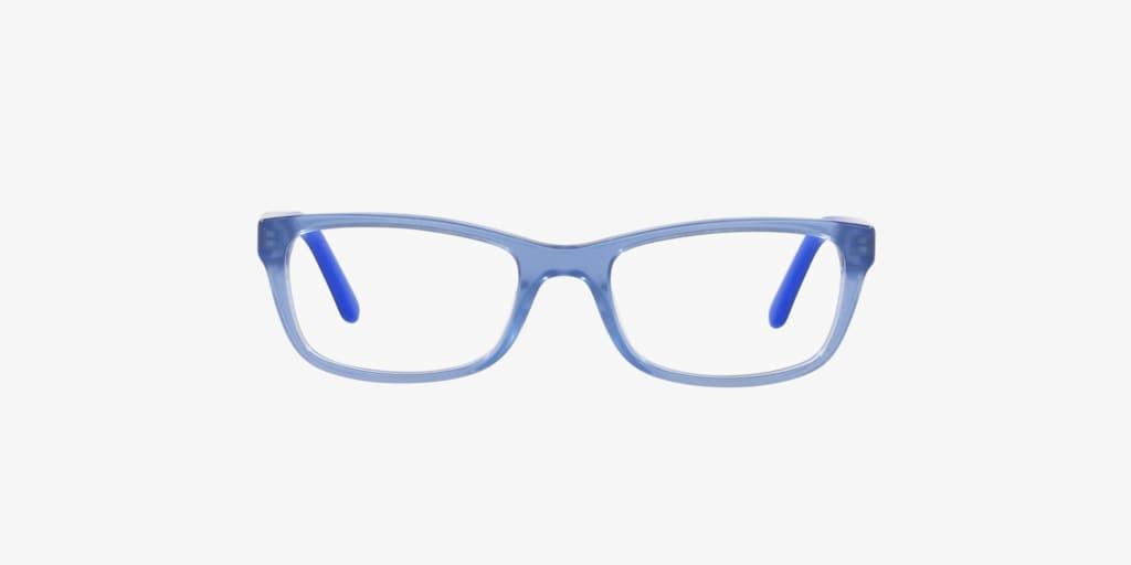 Sferoflex Children SF1845 Transparent Blue Eyeglasses