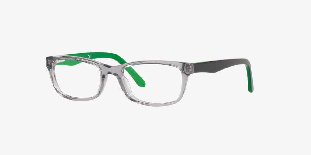 Sferoflex Children SF1845 Transparent Grey Eyeglasses