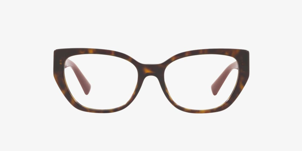 Valentino VA3037 Tortoise Eyeglasses
