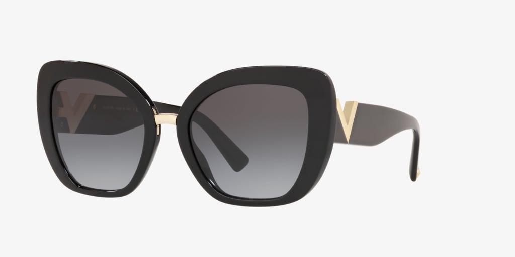 Valentino VA4057 54 Black Sunglasses