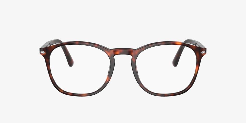 Persol PO3007VM Tortoise Eyeglasses