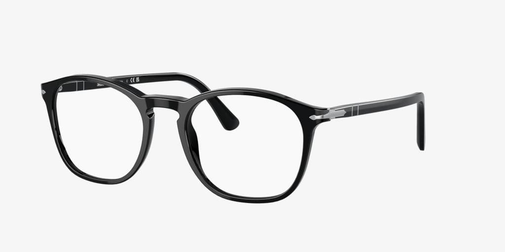 Persol PO3007VM Black Eyeglasses