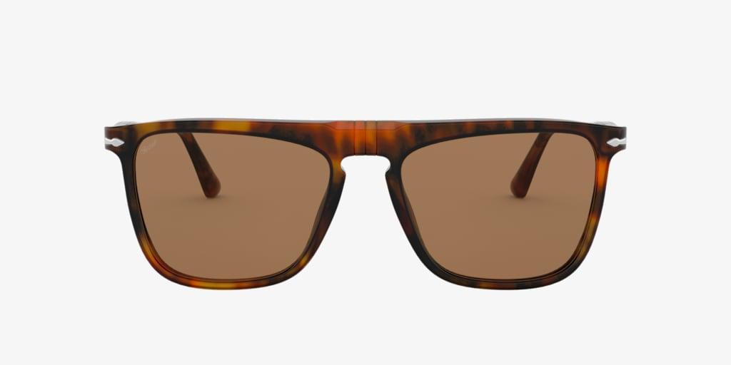 Persol PO3225S 56 Caffe Sunglasses