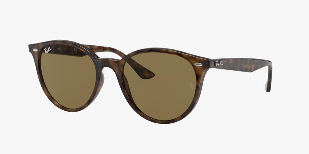 Ray-Ban RB4305 53 Tortoise Sunglasses