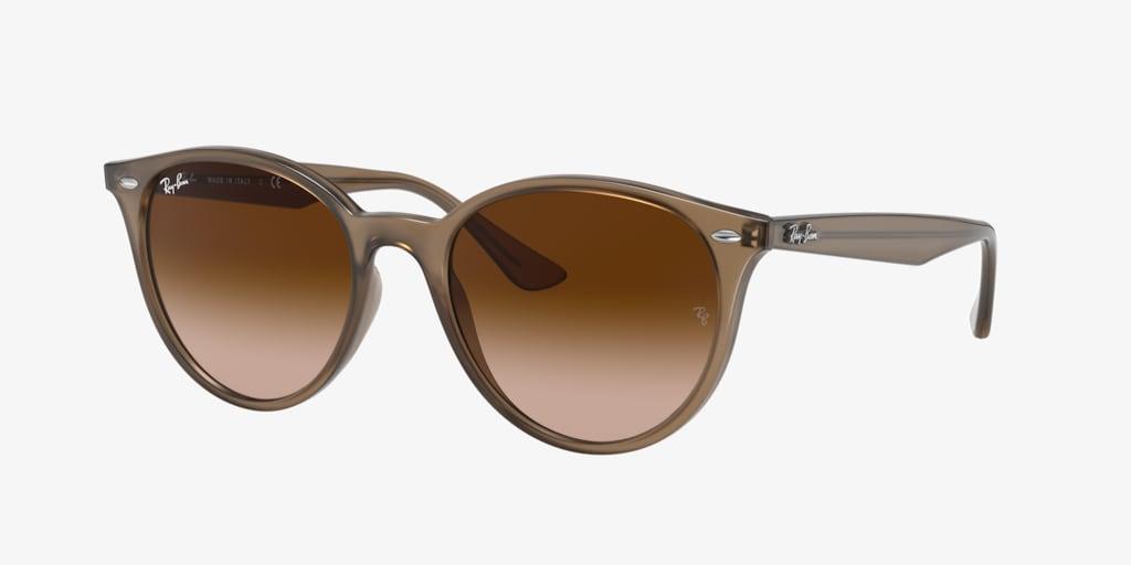 Ray-Ban RB4305 53 Opal Beige Sunglasses
