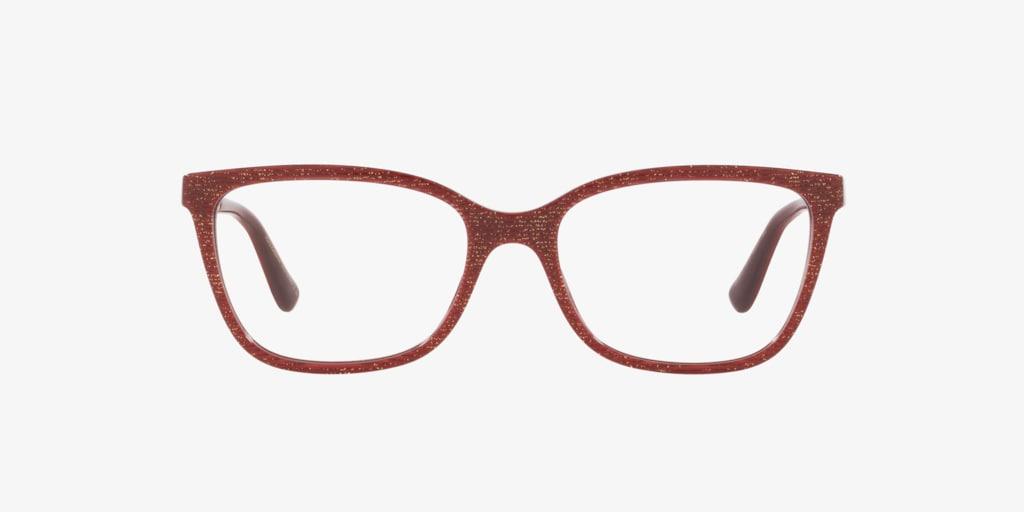 Dolce&Gabbana DG3317 Red/Burgundy Eyeglasses