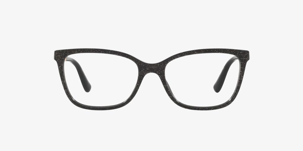 Dolce&Gabbana DG3317 Black Eyeglasses