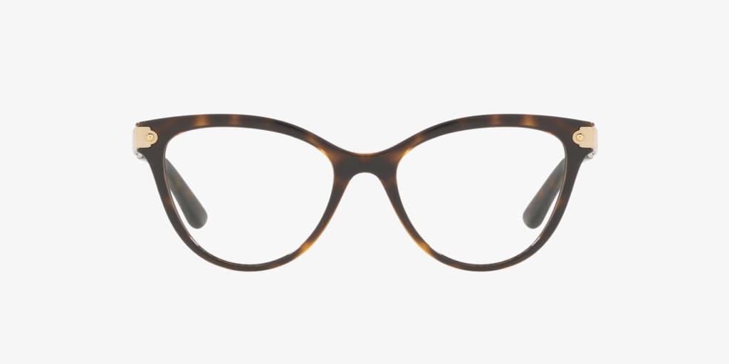 Dolce&Gabbana DG5042 Havana Eyeglasses