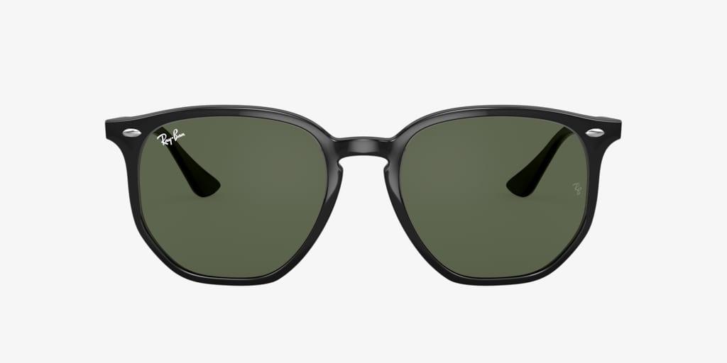 Ray-Ban RB4306 54 Black Sunglasses